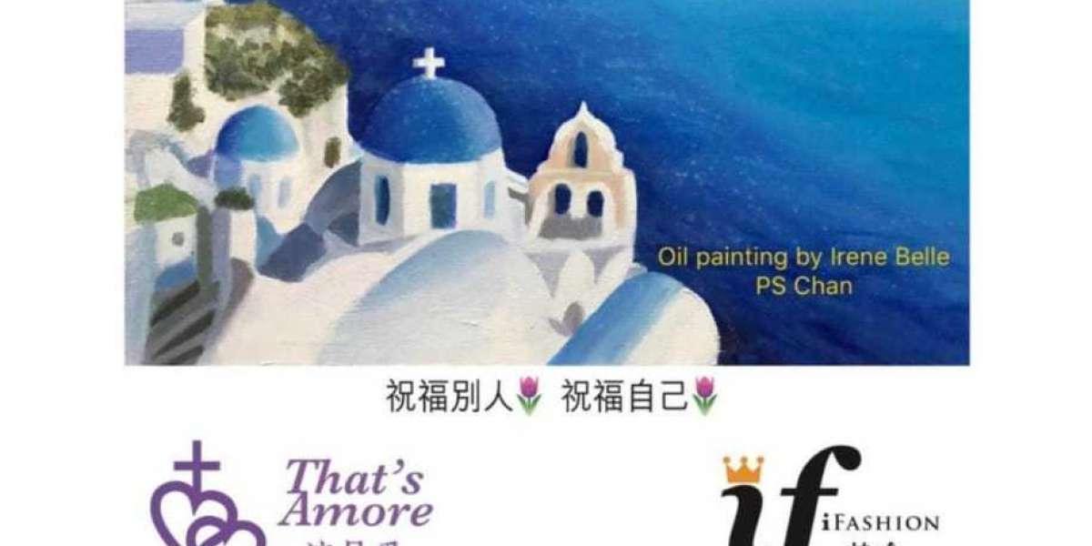 純藝廊:祝福別人,祝福自己owoim全球直播專訪陳佩純女仕